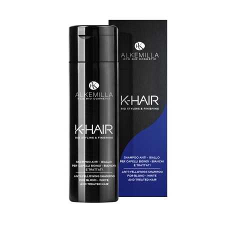 K-HAIR SHAMPOO ANTI-GIALLO
