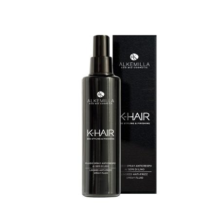 K-HAIR FLUIDO SPRAY ANTICRESPO AI SEMI DI LINO